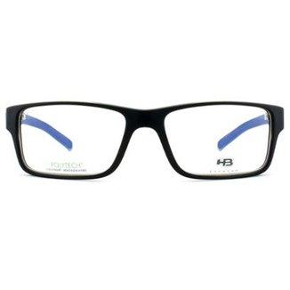 f0a2c465a Óculos de Grau HB Polytech Masculino