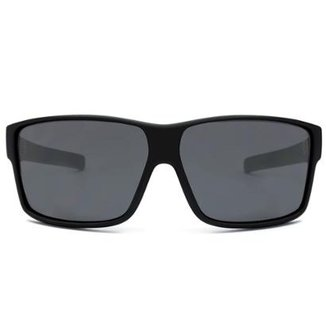 44be22e99382c Óculos de Sol HB Floyd Matte Black Polarized