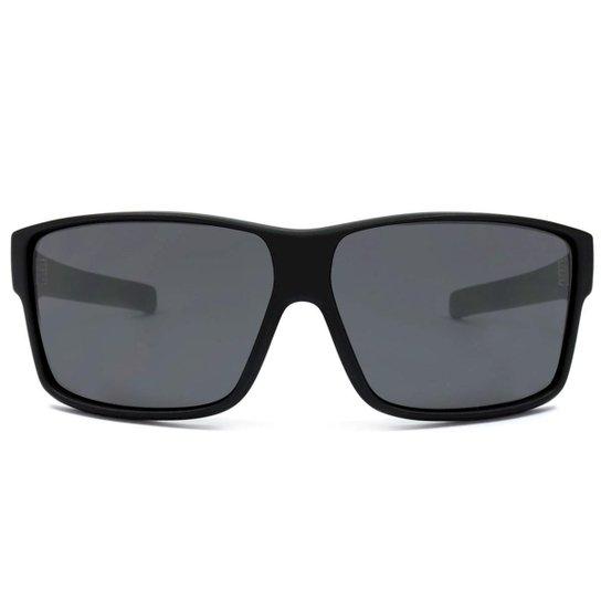 Óculos de Sol HB Floyd Matte Black Polarized - Preto - Compre Agora ... 99c8337904aa
