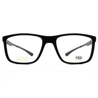 5bcb52ab3 Óculos de Grau HB Duotech Masculino