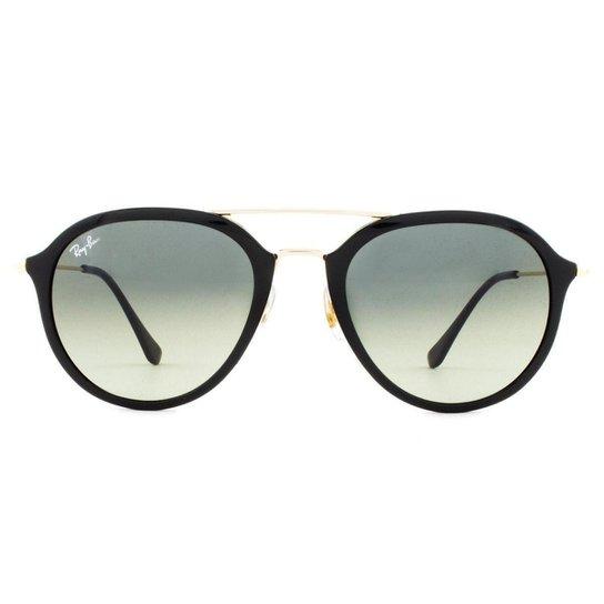be0b36556ec92 Óculos de Sol Ray Ban RB4253 601 71-53 Feminino - Compre Agora   Zattini