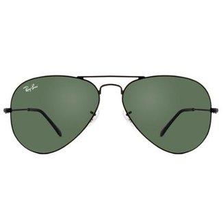 cba9689804f54 Óculos de Sol Ray Ban Aviator Classic RB3025L L2823-58 Masculino