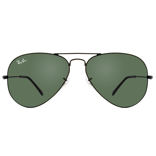 Óculos de Sol Ray Ban Aviator Classic RB3025L L2823-58 Masculino - Preto 7a14100e0c