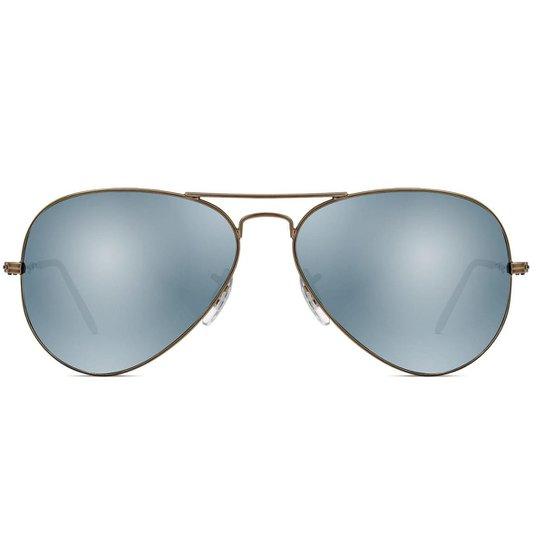 9afb9c262 Óculos de Sol Ray Ban Aviator RB3025 029/30-58 Masculino | Zattini