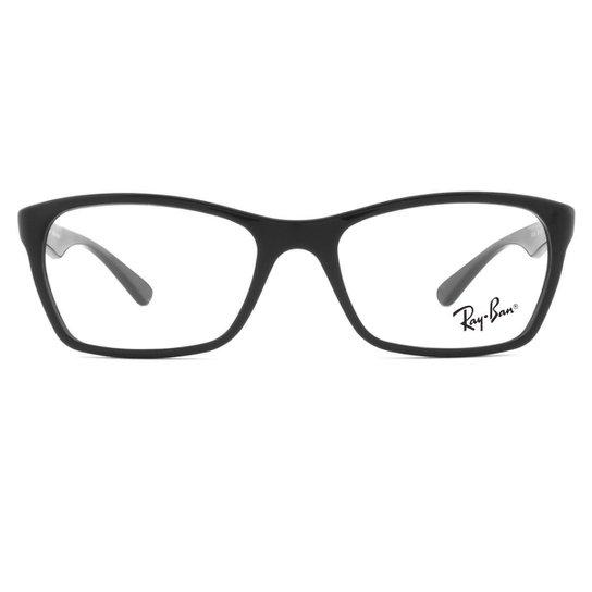 ac0f87fc5ff50 Óculos de Grau Ray Ban RX7033L 2000-52 Masculino - Compre Agora ...