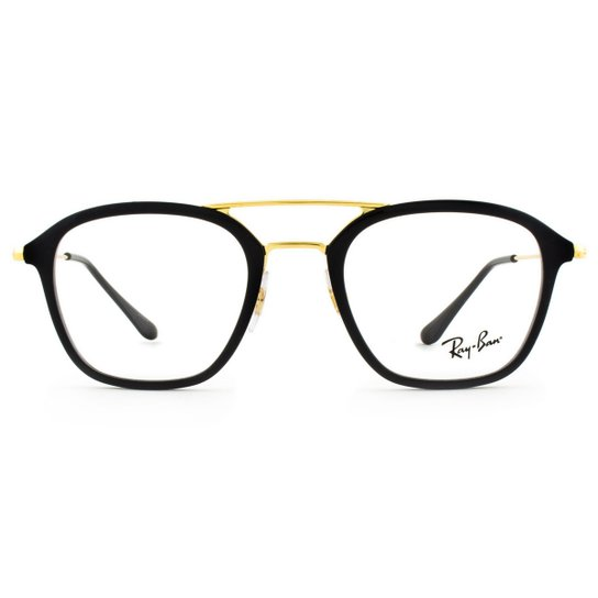 Óculos de Grau Ray Ban RX7098 2000-50 Feminino - Compre Agora   Zattini 06e3812933