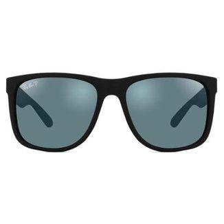 35fbc87cc3c76 Óculos de Sol Ray Ban Justin Polarizado RB4165L 622 T3