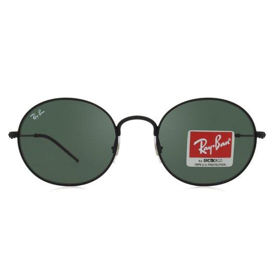 b6285d1fc Óculos de Sol Ray Ban Wayfarer II Classic - Preto | Zattini