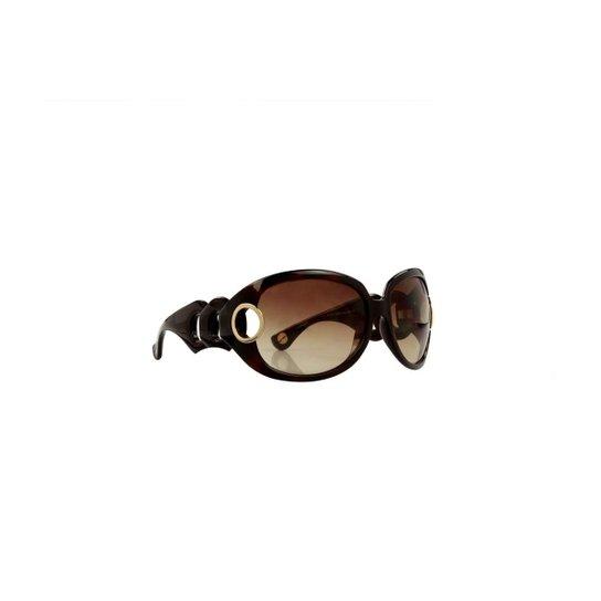 Óculos de Sol Michael Kors 100% Proteção UV c  Feminino - Compre ... c31c9173cf