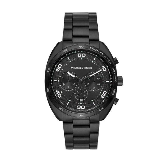 fede793201f22 Relógio Michael Kors Masculino Dane - MK8615 1PN MK8615 1PN - Preto ...
