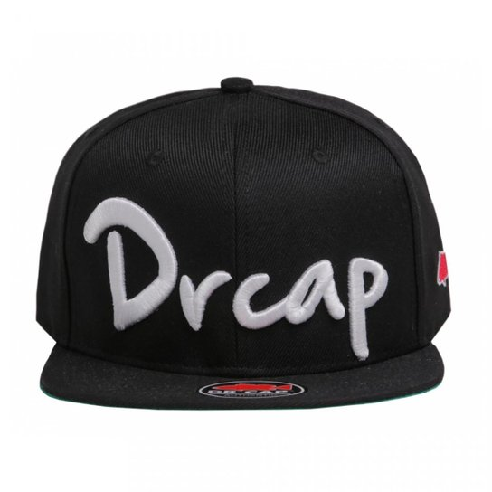 db2ef37024cea Boné Snapback 3D Drcap - Compre Agora