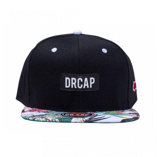 Boné Snapback Drcap - Compre Agora  383706155ac