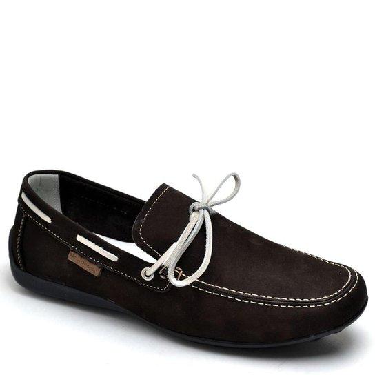 f3f27cf2e2 Mocassim Top Franca Shoes Casual Masculino - Preto - Compre Agora ...