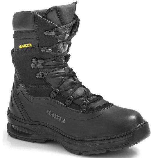 ca320bd7557 Bota Top Franca Shoes Segurança - Preto - Compre Agora