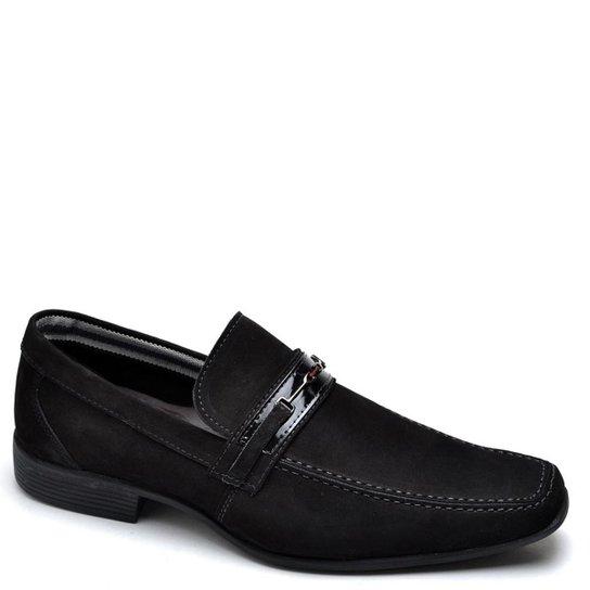 795365d4ff Sapato Social Top Franca Shoes - Preto | Zattini