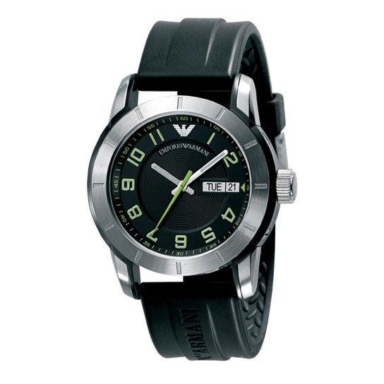 Relógio Emporio Armani Masculino Preto - HAR5871 N HAR5871 N - Preto 69507b0091