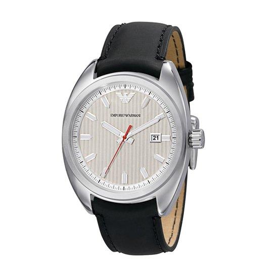 8fe24599b6f Relógio Emporio Armani Masculino Preto - HAR5908 N HAR5908 N - Preto