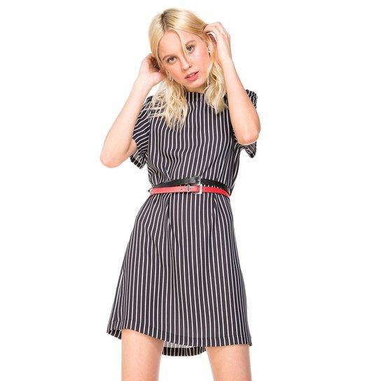 4aead91ab Vestido AMARO Reto Estampado - Compre Agora | Zattini