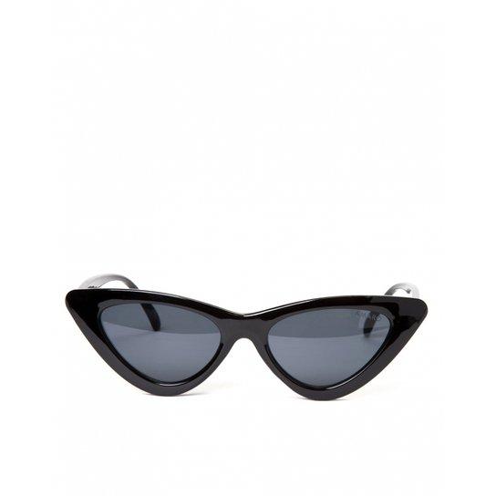 Óculos Amaro De Sol Gatinho 70 s Feminino - Compre Agora   Zattini dac28cd450