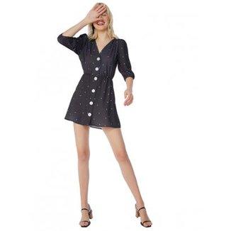 74918840be Vestido Amaro Curto Feminino