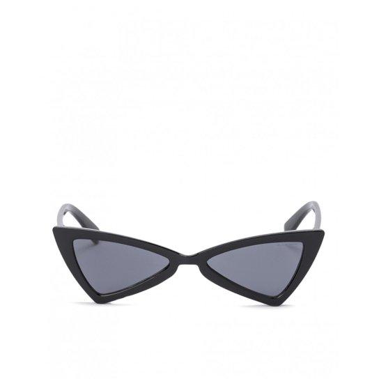 66b2c95868984 Óculos Amaro De Sol Triangular Feminino - Compre Agora