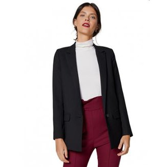 5b3c08d08 Ver similares. Confira · Blazer Amaro Fashion Summer Feminino
