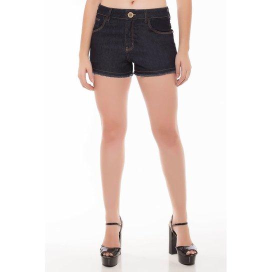 f090d65d3 Shorts Jeans Mid Drop Eventual Feminino - Compre Agora