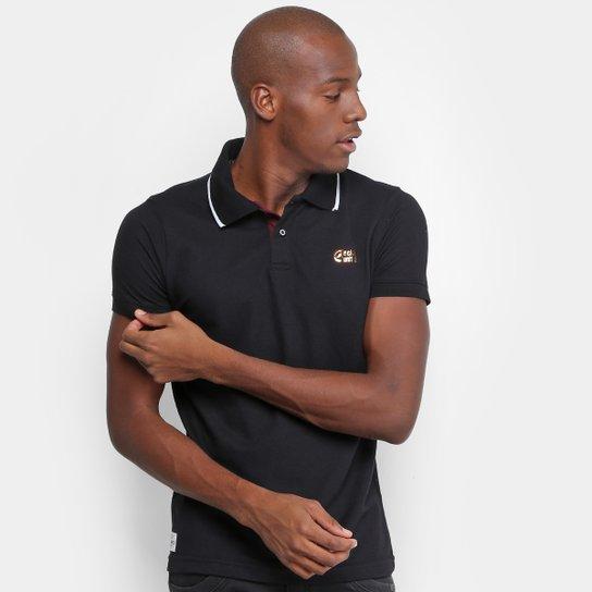Camisa Polo Ecko Piquet Estampada Masculina - Compre Agora  21439d5d3a838