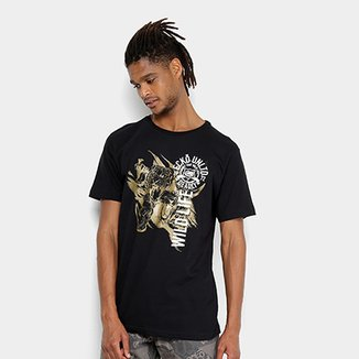 c58bf9b14cb Camiseta Ecko Estampada Wild Life Masculina