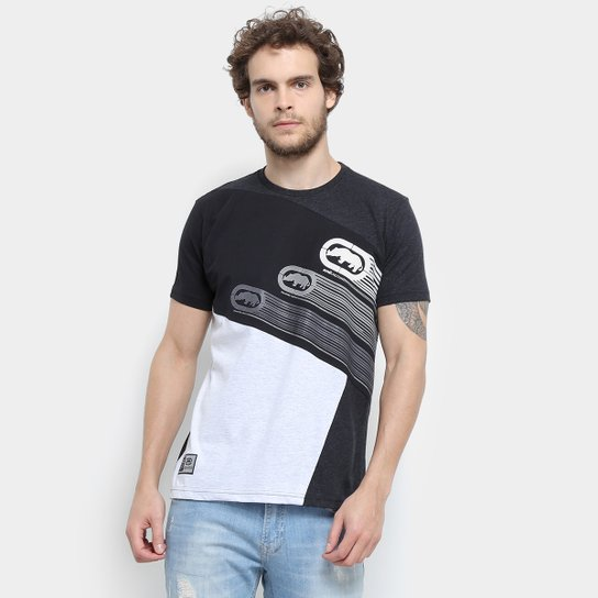 d81ea01222 Camiseta Ecko Especial Masculina - Preto | Zattini