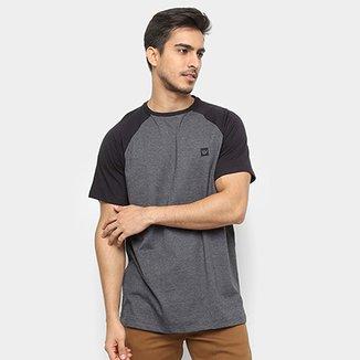 28f4706b86 Camiseta Hang Loose Raglan Masculina
