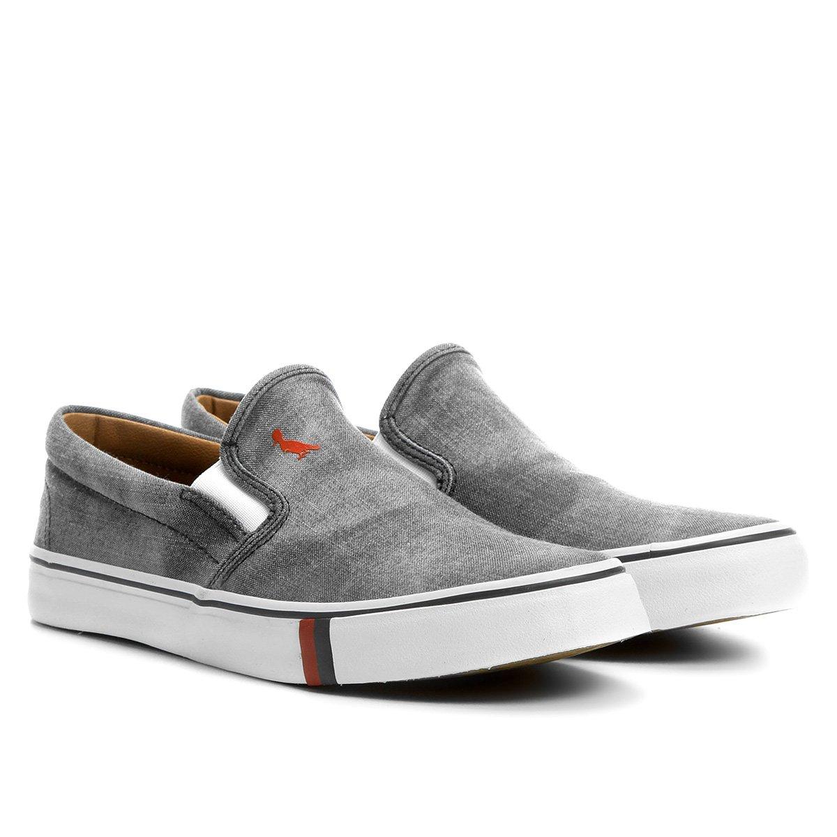 Slip On Reserva Jeans Masculino