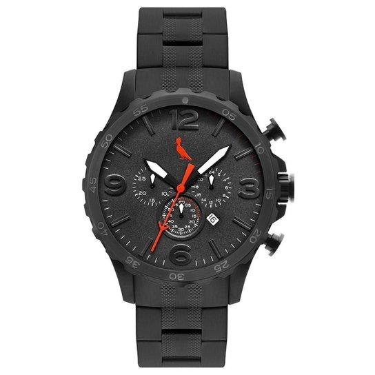 c93875e9868 Relógio Reserva Masculino Premium - REJP25AD 4P REJP25AD 4P - Preto ...