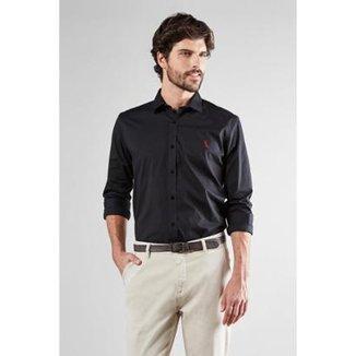 1ed3c1464c Camisa Reserva Enxuto Elastano Masculina