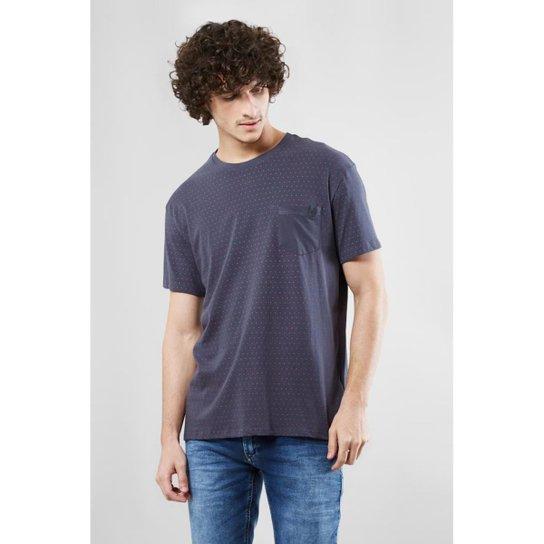 Camiseta Reserva Pf Bolso Contraste - Compre Agora  4fa3c748fd8a3