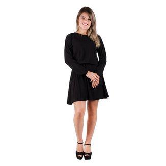 57ef2091c7 Vestido Banna Hanna Viscose Bordado
