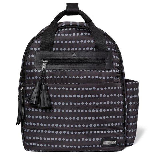 e1e0340ec Mochila Skip Hop - Coleção Riverside Ultra Light Backpack - Preto ...