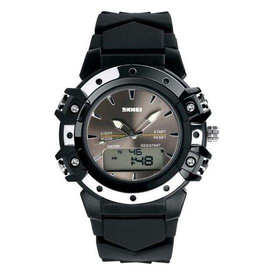 5c1f492c9c5 Relógio Skmei Anadigi 0821 - Compre Agora