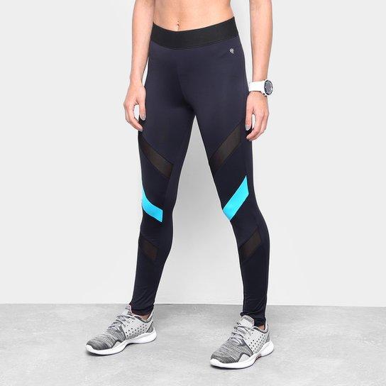 1aeef01d205fb Calça Legging Gonew Ocean Feminina - Preto - Compre Agora