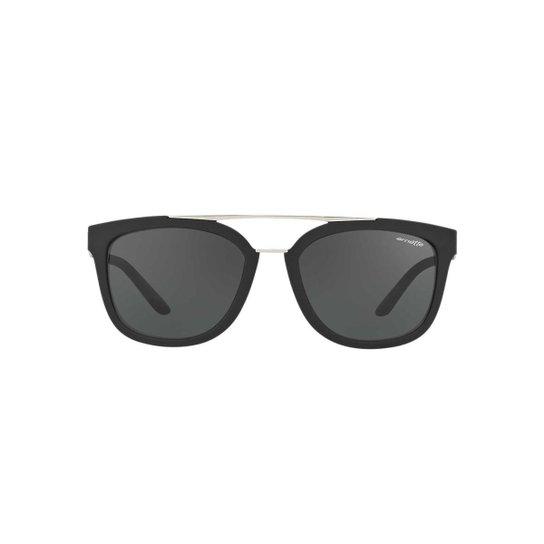 Óculos de Sol Arnette Redondo AN4232 Juncture Masculino - Preto ... bc2e81b799
