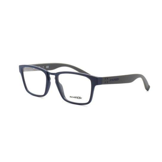 6958308d8d196 Armação De Óculos De Grau Arnette 7152 T 53 C 2527 Masculino - Preto ...