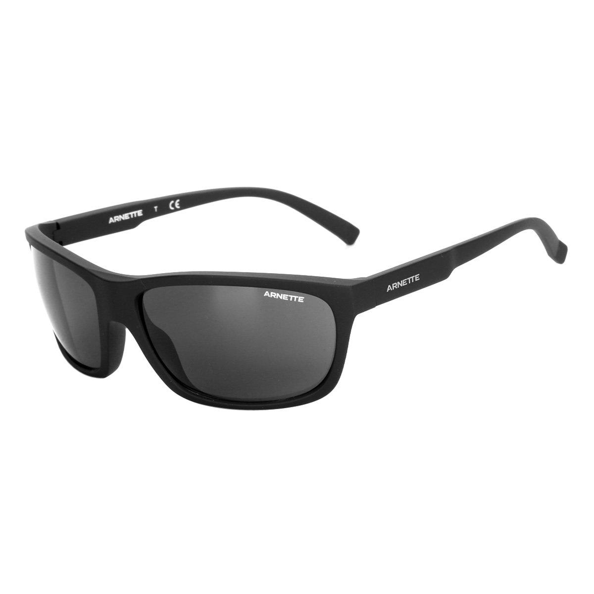 Óculos De Sol Arnette Com Lente De Plástico 0AN426301/87 63 Masculino