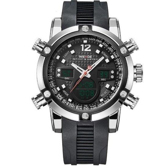 Relógio Weide Anadigi WH-5205 - Compre Agora  d652ee21dc0ff