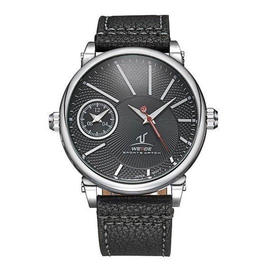 Relógio Weide Analógico UV-1508 - Preto - Compre Agora  5c33e12412ac0