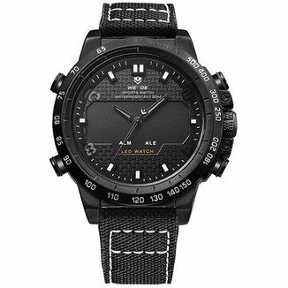 3f8b2121aee Relógio Weide Anadigi WH-6102
