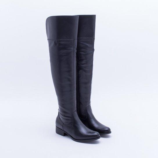 b676aece27 Bota New Casual Over Knee Feminina | Zattini