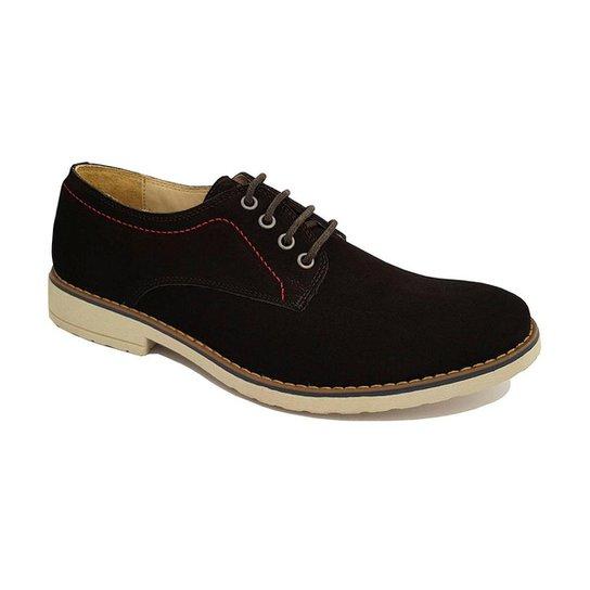 79ff9decca Sapato Casual Sartre Modern Bic Masculino - Preto - Compre Agora ...