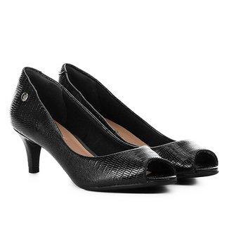 84a98b836 Peep Toe Feminino - Compre Online   Zattini