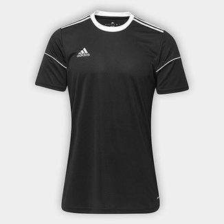 c92f9a57b Camisa Adidas Squadra 17 Masculina