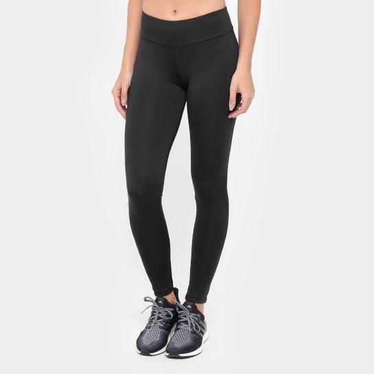 Calça Legging Adidas Longtight Ess 3S Feminina - Compre Agora  f22996b236056